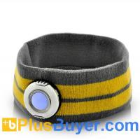 Buy cheap Headband MP3 Player with LED Light - 4GB from wholesalers