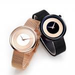 Buy cheap 2019 New Fashion Ladies Wrist watch ,OEM Japan Quartz movement waterproof Men watch from wholesalers