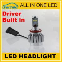 Buy cheap All in one CREE H9 led headlight Bulb Lamp 5500K from wholesalers
