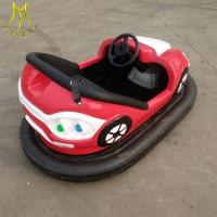 Buy cheap Hansel carnival rides electric playground battery operated bumper car for amusement park from wholesalers