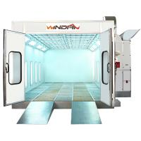 Complete steel basement Auto Spray Booth for repair, Baking, painting WD-20A Manufactures