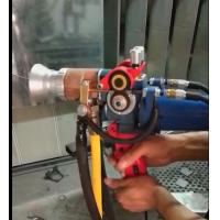 Buy cheap metal wire arc spray gun , arc coating paint gun,thermal spray gun from wholesalers