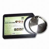 Buy cheap Anti-bacteria Cutting Board, Suitable for Kitchen House Wear, Made of PP Material from wholesalers