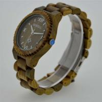 Women / Mens Classic Watches With Japanese Movement , 12 Months Guarantee Manufactures