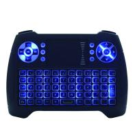 Wholesale Ergonomic 2.4g Touch Pad Keyboard With Rechargeable Lithium Battery from china suppliers