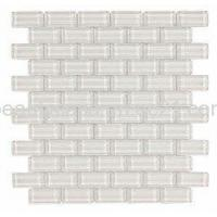 Wholesale White Glass Mosaic Glass Mosaic,Glass Tile from china suppliers