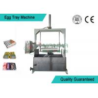 Buy cheap Recycled Paper Pulp Molding Machine , Carton / Box Egg Tray Manufacturing Machine from wholesalers