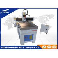 Buy cheap Small CNC Stone Engraving Machine , Water Cooled Spindle Motor Stone Etching Machine from wholesalers