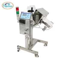 Buy cheap Pharmaceutical Metal Detector Equipment / High Accuracy Tablet Metal Detector from wholesalers