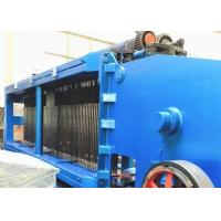 Buy cheap Galvanized Heavy Duty Gabion Machine In Oil / Construction and Fence from wholesalers