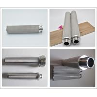 Buy cheap five layers Sintered wire Metal Filter candle from wholesalers