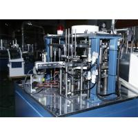 Buy cheap Disposable KFC Cup Paper Lid Making Machine PLC Control 380v 50HZ 6kw product