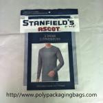 Buy cheap Fashion Underwear Storage Bags Cartilage Pvc Zipper Bag Printing LOGO from wholesalers