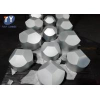 Buy cheap 6 Facet Anvil Tungsten Carbide Blanks , Cemented Carbide Blanks ISO Cetificate from wholesalers