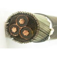 Buy cheap Underground 11kv steel wire armoured copper swa power cable IEC60502-2, BS 6622, NFC 33226 from wholesalers