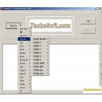 Buy cheap Tachosoft Airbag Resetter V6.4 Auto Diagnostic Software Cover 450 Airbag ECU models from wholesalers
