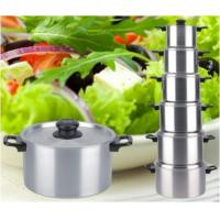 Buy cheap 12 PCS Cooks Restaurant Aluminum Cookware Set for Gas Cooker, Ceramic from wholesalers