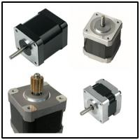Buy cheap Flange Shaft Cooling Hybrid Stepper Motor Stable Performance High Precision product