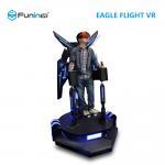 Buy cheap Indoor Motion Seat Simulator , VR Glasses Headset Google Earth Flight Simulator from wholesalers