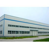 Buy cheap Commercial Steel Workshop Buildings For Gallery H Beam Steel Section Type from wholesalers