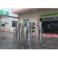 Buy cheap Water Treatment Stainless Steel Bag Filter Housing Milk Beverage Liquid Filtration Single Multiple from wholesalers