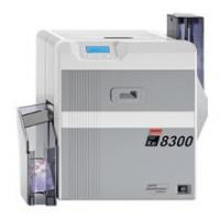 China Single and Double-sided EDI XID 8300 Retransfer Magnetic Card Printer on sale