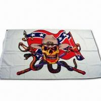 Buy cheap Car Flag, Made of Polyester, Customized Sizes and Designs are Accepted from wholesalers