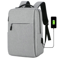 Buy cheap Anti Theft Backpacks Travel Daypacks Laptop Backpack USB Charger For Men and Women from wholesalers