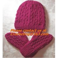 Buy cheap Baby knit beanie hat, cotton beanie hat wholesale, knitted hat, Baby knit hats, knit hats from wholesalers