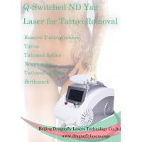 Buy cheap High quality! nd yag laser tattoo removal/ laser tattoo removal machine price from wholesalers