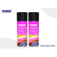 Wholesale Decorating Chalk Spray Paint Water Based Formulation Type For Outdoor / Indoor Marking from china suppliers
