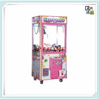 China Happy baby arcade classical toy claw machine game for game center on sale