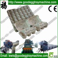 Buy cheap egg tray pulp moulding machine from wholesalers