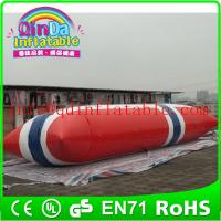 Inflatable Aqua launch PVC inflatable water games inflatable water tower