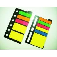 Buy cheap Removable Colorful PET Memo Sticky Note Pads For Storage Identification from wholesalers