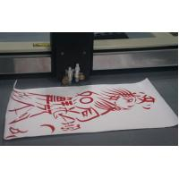 Buy cheap Applique flatbed cutter plotter from wholesalers
