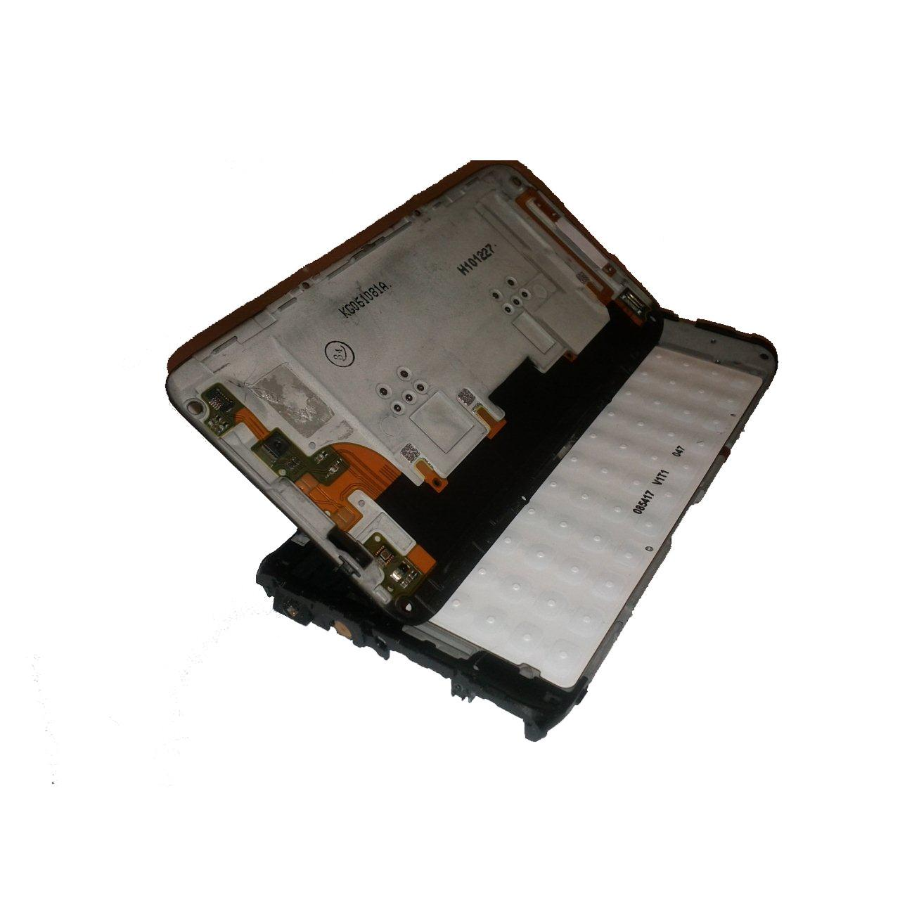 Wholesale NOKIA E7 MIDDLE HOUSING WITH KEYPAD BOARD AND CAMERA FLEX CABLE from china suppliers