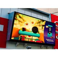 Buy cheap High Durability Outdoor LED Advertising Screen P4 For Fields Constant Drive from wholesalers