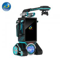 Wholesale Robot Type Automatic VR Game Machine With 50'' Touch Screen Console Display from china suppliers