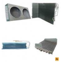 Buy cheap copper tube copper fin Panel heating radiator    stainless steel radiator from wholesalers