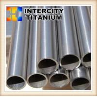 China Factory Supply ASTM B861 Grade 5 Titanium Pipe Price from China on sale