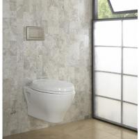 Buy cheap For modern bathrooms Timeless style Concealed cistern SoftMood Wall Hung WC With Seat And Cover and Wall Hung Bidet from wholesalers