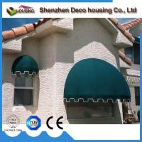 Buy cheap Modern house design fixed small window acylic fabric awning /dome awning from wholesalers