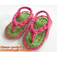 Buy cheap baby sandals ,summer crochet toddler shoes,cheap kids slipper 9/10/11CM china baby shoes from wholesalers