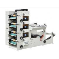 Buy cheap Fully Automatic 4 Color Flexo Printing Machine For Paper Products RY-600 from wholesalers