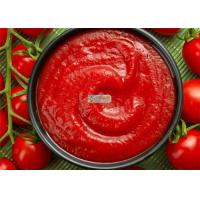 Buy cheap cold break/ hot break tomato paste of brix 28-30% with steel drums from wholesalers