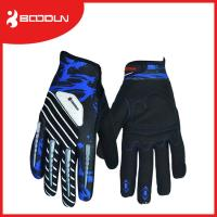 Buy cheap Back TPR Protector Full Finger Warm Motorcycle Glove with Touch Screen Glove from wholesalers