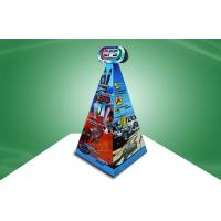 Unique Design Cardboard Display Stands Car Accessory Floor Display Manufactures