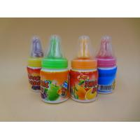 Buy cheap Colored Funny Baby Nipple Candy with candy powder / Butterscotch Hard Candy With Low Sugar from wholesalers