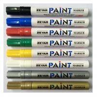 Buy cheap OEM artist grade Fine colour marker pen permanent paint copic fabric markers wholesale from wholesalers